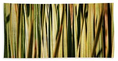 Beach Towel featuring the photograph Desert Grasses I by Leda Robertson