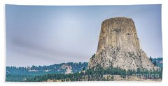 Devils Tower Beach Sheet