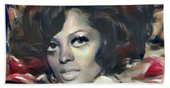 Diana Ross Beach Sheet