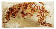 Beach Towel featuring the photograph Disorderly Order by Randi Grace Nilsberg