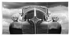 Dodge Truck 1947 Beach Towel