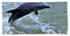 Dolphin Jump Beach Sheet