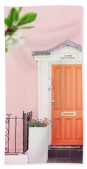 Door To Pastel Heaven Beach Towel