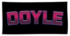 Doyle #doyle Beach Towel
