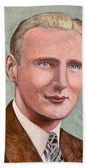 Dr. James Roderick II Beach Sheet