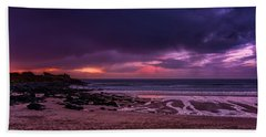 Dramatic Sky At Porthmeor Beach Towel