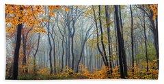 Dream Forest Beach Sheet