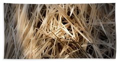 Dried Wild Grass I Beach Sheet