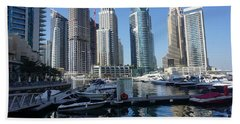 Dubai Marina Beach Sheet