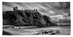 Dunnottar Castle 2 Beach Towel