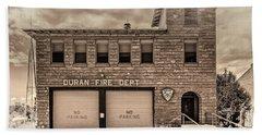 Duran Fire Dept Beach Sheet