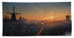 Dutch Dawn IIi Beach Towel