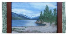 Dutch Harbour, Kootenay Lake Beach Sheet