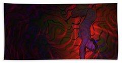 Dynamic Color 3 Beach Towel