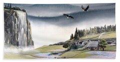 Eagle View Beach Sheet