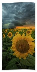Beach Towel featuring the photograph Eccentric  by Aaron J Groen