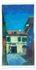 Edifici Beach Towel