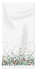 Effervesce 1 Beach Towel