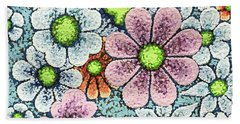 Efflorescent 1 Beach Towel