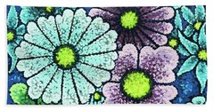 Efflorescent 2 Beach Towel