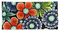 Efflorescent 3 Beach Towel