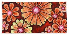 Efflorescent 7 Beach Towel