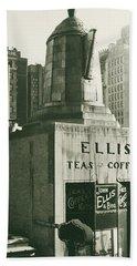 Ellis Tea And Coffee Store, 1945 Beach Sheet