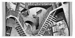 Escher 131 Beach Towel
