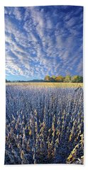 Beach Towel featuring the photograph Every Moment Spent by Phil Koch