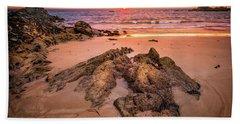 Fading Light Beach Sheet