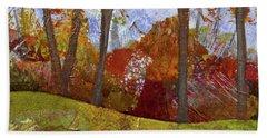 Fall Colors I Beach Towel