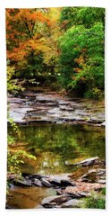 Fall Creek Beach Towel