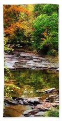 Fall Creek Beach Towel