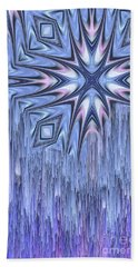 Falling Star Beach Towel
