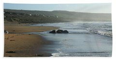 Fanore Beach Clare Beach Towel