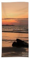 Fine Art Sunset Collection Beach Sheet