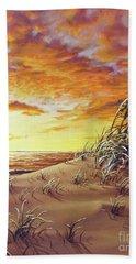 Fire In The Sky Beach Sheet