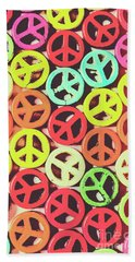 Flares Of Freedom Beach Towel
