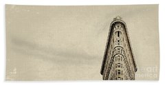 Flatiron Beach Towel