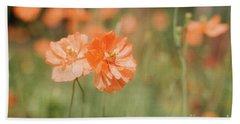 Flower Buddies Beach Sheet