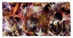 Flower Seeds-1 Beach Sheet