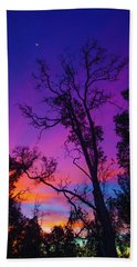 Forest Colors Beach Towel