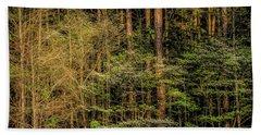 Forest Dogwood Beach Sheet