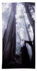 Forest Elf Beach Sheet