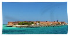 Fort Jefferson, Dry Tortugas National Park Beach Towel