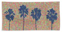 Four On Voltaire Beach Towel