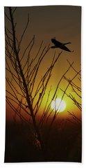 Fowl Morning Beach Sheet