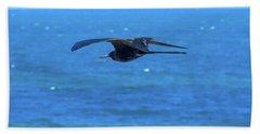 Frigatebird Beach Towel