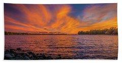 Frontenac Ferry Sunset Beach Sheet