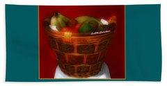 Fruit  Art 33 Beach Towel